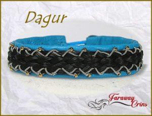 bijoux crins cheval bracelet