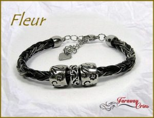 bijoux crins cheval fignols