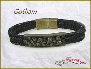 bracelet crins cheval lodève