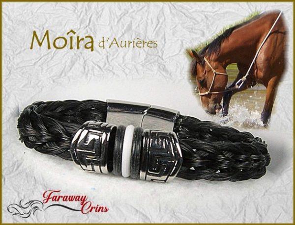 bijoux crins cheval