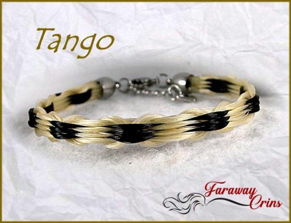 bijoux crins bracelet