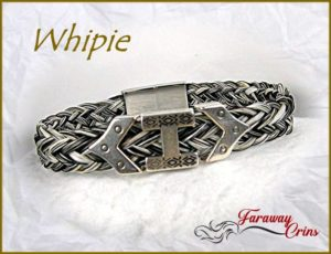 bracelet crins cheval fignols